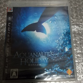 プレイステーション3(PlayStation3)のAQUANAUT'S HOLIDAY(アクアノーツ ホリデイ)PS3 (家庭用ゲームソフト)