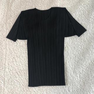 プリーツプリーズイッセイミヤケ(PLEATS PLEASE ISSEY MIYAKE)のトップス(Tシャツ(半袖/袖なし))