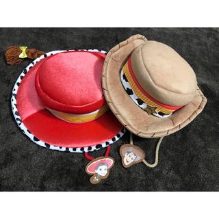 ディズニー トイストーリー ファンキャップ パスケース かぶりもの 被り物 帽子