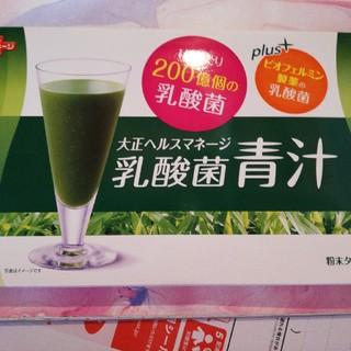 乳酸菌青汁 大正製薬(青汁/ケール加工食品)
