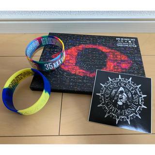 ONE OK ROCK - ONE OK ROCK DVD&ラバーバンドセット