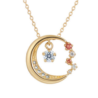 STAR JEWELRY - wish upon a star k18 ネックレス