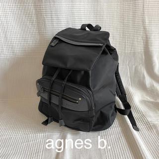 agnes b. - アニエスベー ボヤージュ バックパック リュック