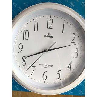 カシオ(CASIO)のカシオ 壁掛け時計 ジャンク(掛時計/柱時計)