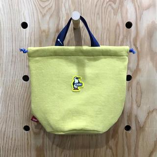 チャムス(CHUMS)の【新品】リバーシブルで楽しめるチャムスの新作ミニバッグです!(バッグ)
