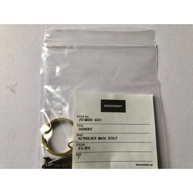 W)taps(ダブルタップス)のDESCENDANT キーホルダー メンズのファッション小物(キーホルダー)の商品写真
