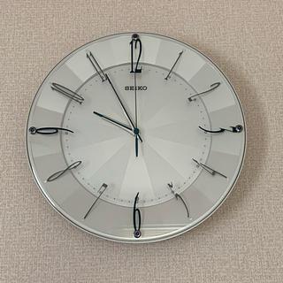 セイコー(SEIKO)のSEIKO 壁掛け時計 KX214W(掛時計/柱時計)