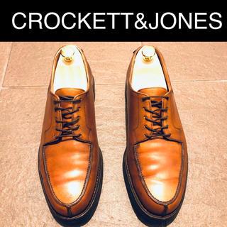 Crockett&Jones - Crockett&Jones 人気モデルMORETON