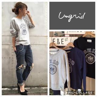 Ungrid - Ungrid**OHIOスウェット