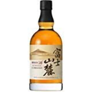 キリン(キリン)のキリン ウイスキー 富士山麓 樽熟原酒50度 [日本 700ml ](ウイスキー)