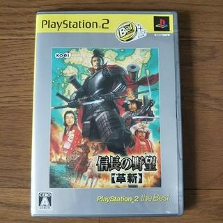 Koei Tecmo Games - プレイステーション2ソフト 信長の野望【革新】