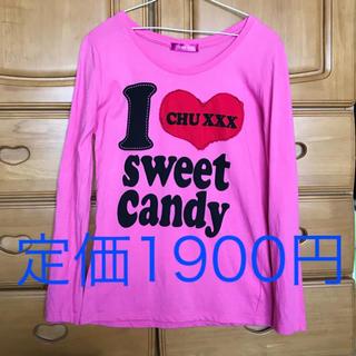 チュー(CHU XXX)の長袖Tシャツ(Tシャツ/カットソー(七分/長袖))