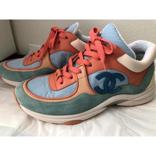 CHANEL - シャネル スニーカー シューズ CHANEL shoes sneaker