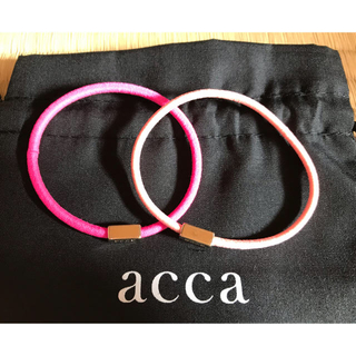 acca - accaヘアゴム