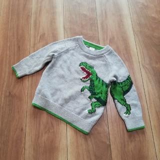 babyGAP - baby Gap ニット恐竜☆