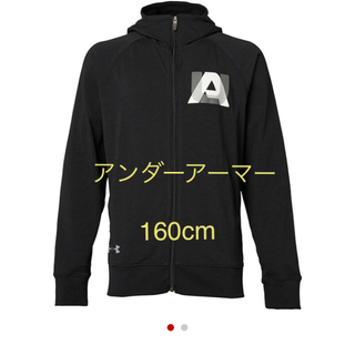 UNDER ARMOUR - 新品 アンダーアーマー パーカー YXL 160 値下げ!