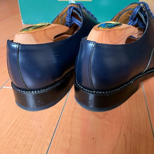 JOURNAL STANDARD(ジャーナルスタンダード)のpalanco パランコ ネイビー レースアップシューズ 36 レディースの靴/シューズ(ローファー/革靴)の商品写真