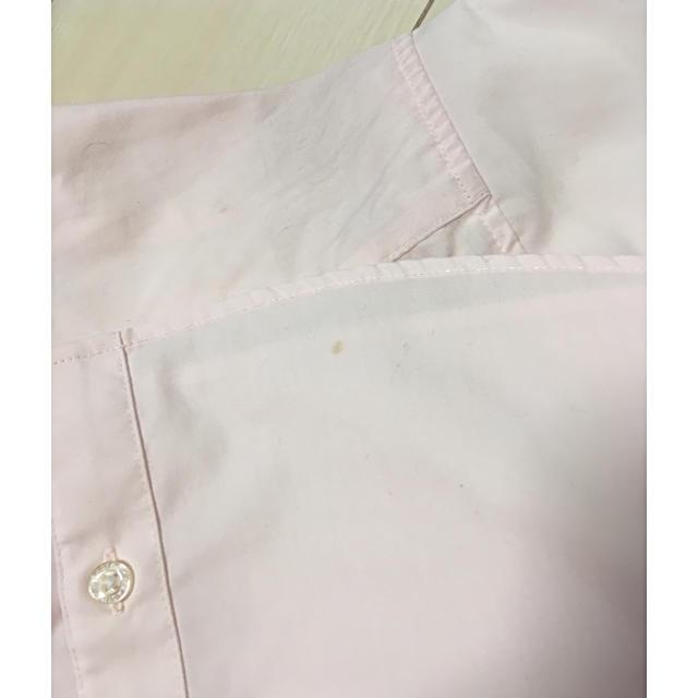 EASTBOY(イーストボーイ)のイーストボーイ #ピンク半袖シャツ#スカートセット!可愛い!2点セット!9号 レディースのトップス(シャツ/ブラウス(長袖/七分))の商品写真