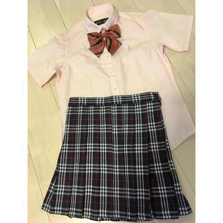 EASTBOY - イーストボーイ #ピンク半袖シャツ#スカートセット!可愛い!2点セット!9号