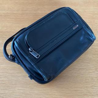 トゥミ(TUMI)のTUMI 革製クラッチバッグ(セカンドバッグ/クラッチバッグ)