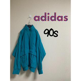 adidas - 90s adidas ナイロンジャケット