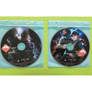 PlayStation3 - ps3  バイオハザード5.6  ソフトのみ