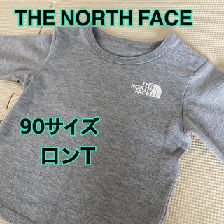 THE NORTH FACE - THE NORTH FACE キッズロンT  90サイズ