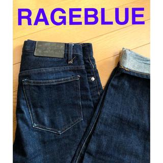 RAGEBLUE - RAGE BLUE デニム