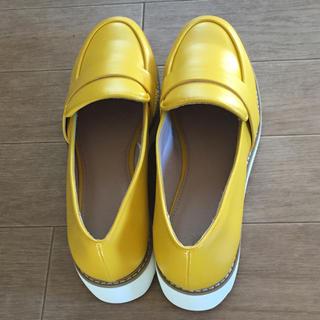 ベネトン(BENETTON)の厚底ローファー/ベネトン(UNITED COLORS OF BENETTON)(ローファー/革靴)