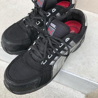 プーマ(PUMA)のプーマ安全靴26.5中古品(その他)