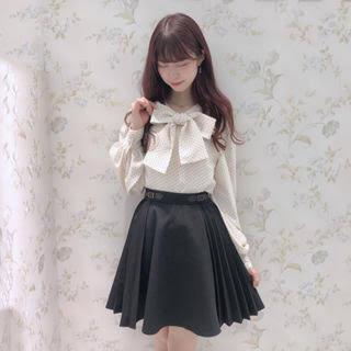 evelyn - アンミール スカート 黒
