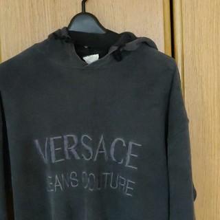 ジャンニヴェルサーチ(Gianni Versace)のヴェルサーチ パーカー(パーカー)
