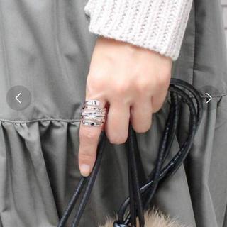 トゥデイフル(TODAYFUL)のリング 指輪 シルバー シルバーアクセサリー シルバーリング(リング(指輪))