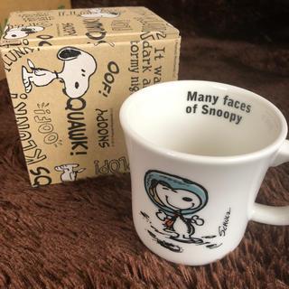 スヌーピー(SNOOPY)のSNOOPY マグカップ(マグカップ)