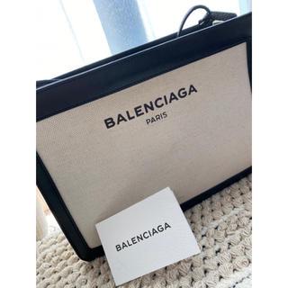 Balenciaga - BALENCIAGA キャンバス地ショルダーバッグ