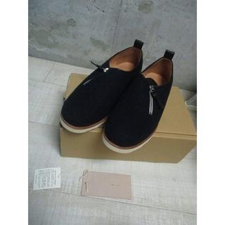 Hender Scheme - Hender scheme zip design shoes
