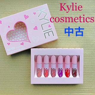 カイリーコスメティックス(Kylie Cosmetics)のカイリー/ ミニマットリップ6本セット(口紅)