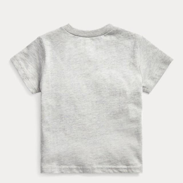 POLO RALPH LAUREN(ポロラルフローレン)の☆新品☆ラルフローレンポロベアTシャツ サイズ90 キッズ/ベビー/マタニティのキッズ服男の子用(90cm~)(Tシャツ/カットソー)の商品写真