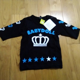 BABYDOLL - ベビードール Tシャツ 90 新品未使用