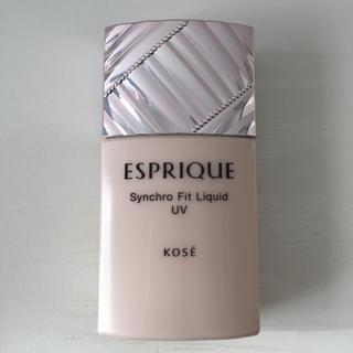 ESPRIQUE - エスプリーク シンクロフィットリキッドUV ファンデーション OC410 未使用