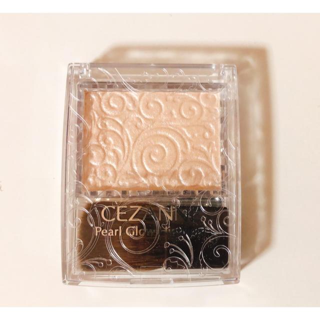CEZANNE(セザンヌ化粧品)(セザンヌケショウヒン)のセザンヌパールグロウハイライト コスメ/美容のベースメイク/化粧品(フェイスカラー)の商品写真