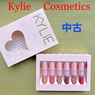 カイリーコスメティックス(Kylie Cosmetics)のカイリー/ ミニベルベットリップ6本セット!!(口紅)