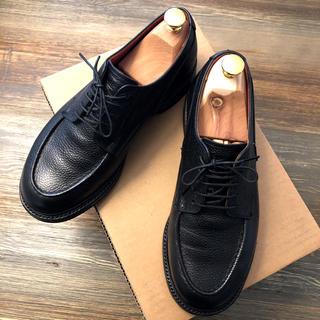 リーガル(REGAL)のREGAL Shoe & Co. Uチップ 24.5cm(ドレス/ビジネス)