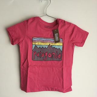 patagonia - パタゴニア キッズ Tシャツ 4T 新品
