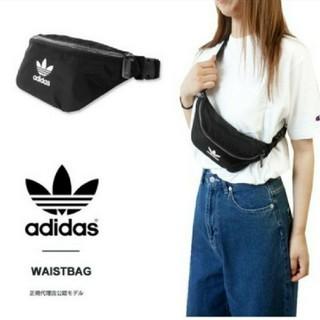 adidas - 新品 adidas originals ボディバック ウエストポーチ ブラック