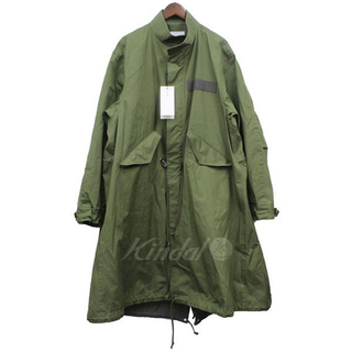 sacai - 【定価96120円】sacai 19ss カーキモッズコート
