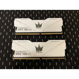 SAMSUNG - GALAX DDR4-4000 16GB