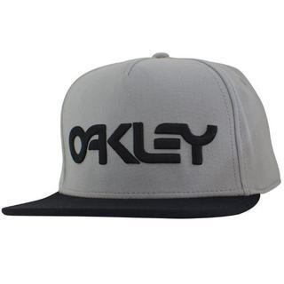 オークリー(Oakley)の日本未発売】オークリー タイフーン キャップ グレー メンズ レディース 野球帽(キャップ)