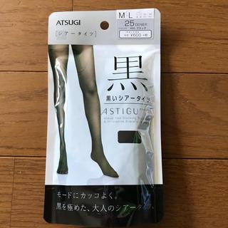 Atsugi - アツギ ストッキング ブラック