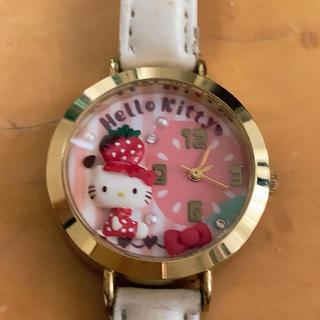サンリオ キィティーちゃん腕時計(腕時計)